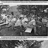 Talupidajate suvepäev toimus Pajumäe talus